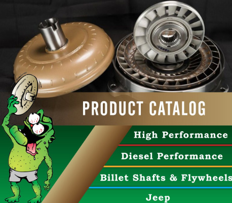 High-Performance Catalog