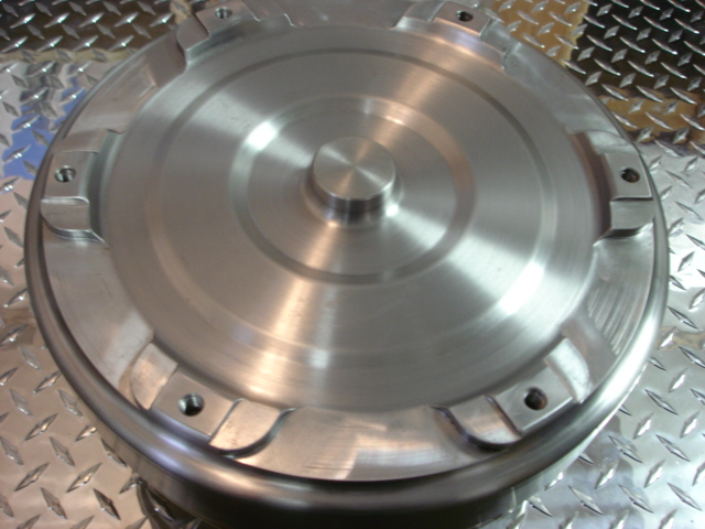 Heavy Duty Triple Billet Torque Converter